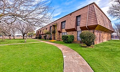 Building, Wayman Manor Apartments, 1