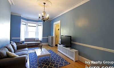 Living Room, 196 Dorchester St, 1