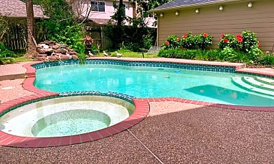 Pool, 4922 Hillswick Dr, 2