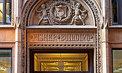 Fisher Building City Apartments, 1