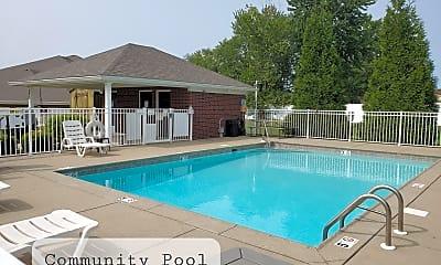 Pool, 9606 Preston Spring Dr 203, 2