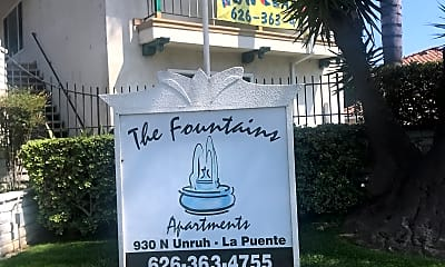 The Fountains, 1