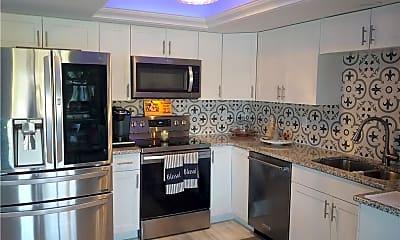 Kitchen, 159 SW 47th Terrace 103, 1