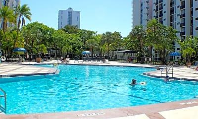 Pool, 16919 N Bay Rd 101, 2