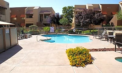 Pool, 1111 Warbonnet Way, 1