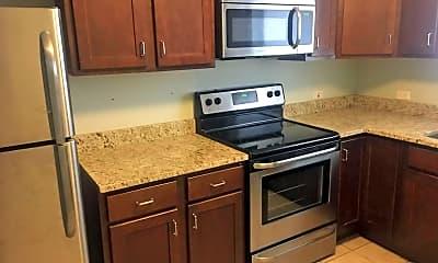 Kitchen, 1519 Bonnie Brae 1E, 1