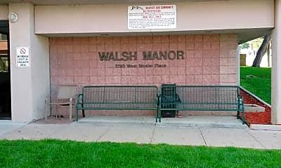 Walsh Manor, 1