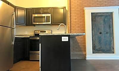 Kitchen, 115 N Charles St, 0