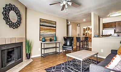 Living Room, Mesquite Village, 0