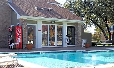 Pool, The Brownstone, 2