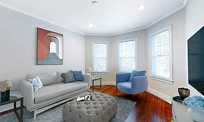 Living Room, 47 Iffley, #1, 0