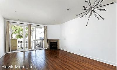 Living Room, 6038 Carlton Way #109, 0
