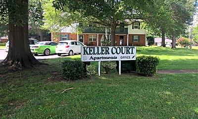 Keller Court Apartments, 1