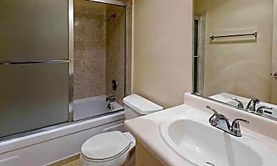 Bathroom, GARDEN VILLA APTS, 2