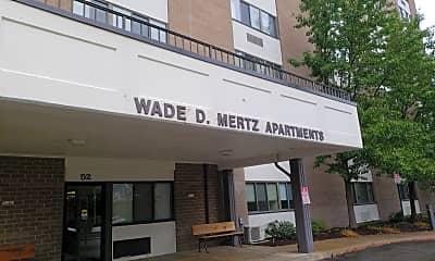 Wade D. Mertz Towers, 1