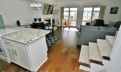 Living Room, 1403 Canal Dr, 0