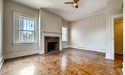 Living Room, 1009 Cloverdale Rd, 2
