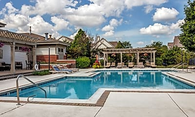 Pool, The Aventine at Oakhurst North, 2