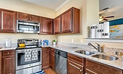 Kitchen, Vine South, 1