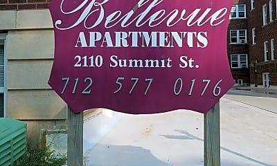 Bellevue Apartment Homes, 1