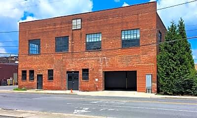 Building, 215 E Cherry St, 1