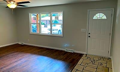Living Room, 1214 S Arcadia Ave, 1