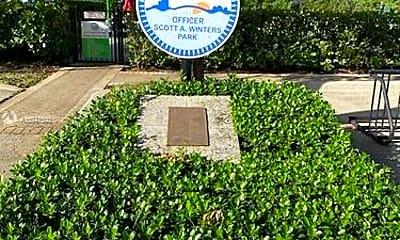 Community Signage, 9350 E Bay Harbor Dr, 2