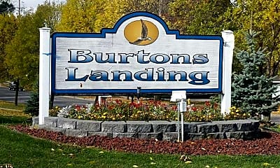 Burton's Landing, 1