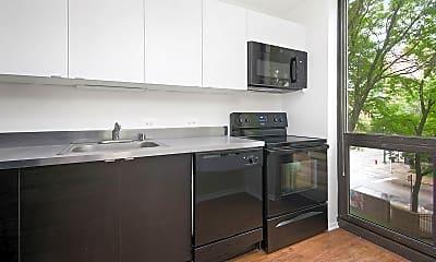 Kitchen, 1000 North LaSalle, 1