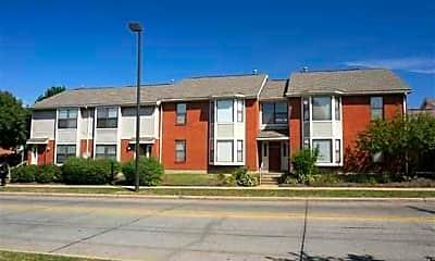 Building, Lexington Village, 1