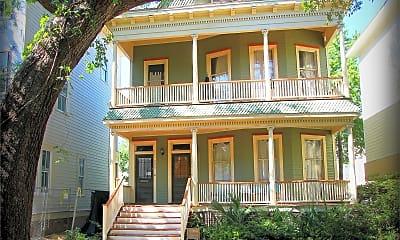 Building, 208 W Gwinnett St, 0