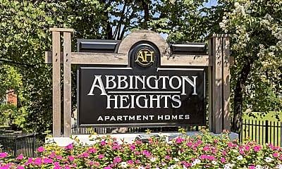 Abbington Heights, 2