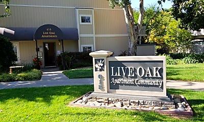 Live Oak Apartment, 1