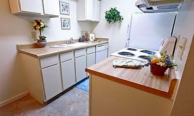 Kitchen, Cimarron, 1