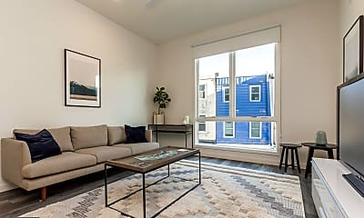 Living Room, 2559 Amber St 402, 0