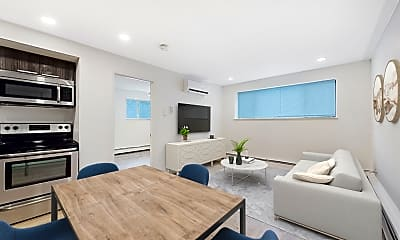Living Room, 40 Parker Hill Ave #2, 0