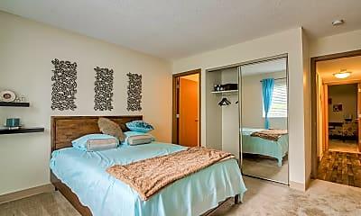 Bedroom, Park Terrace, 1