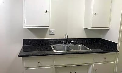 Kitchen, The Chateau Apartments, 1