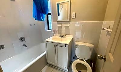 Bathroom, 2894 Grand Concourse, 2