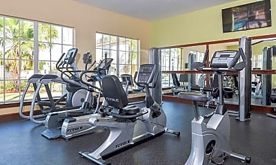 Fitness Weight Room, 14625 NW 20th St, 2