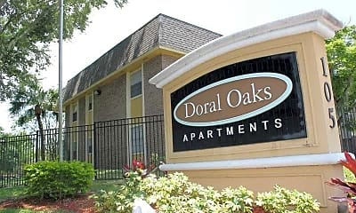 Building, Doral Oaks, 0