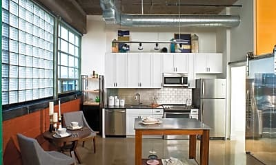 Kitchen, The Hecht Warehouse at Ivy City, 1