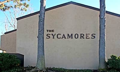 Sycamores-Oaks Apartments, 2