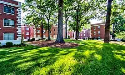 Building, University Apartments - Durham, 0