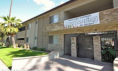 Building, 8124 Magnolia Ave, 1