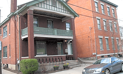 Building, 425 Sanford St, 1