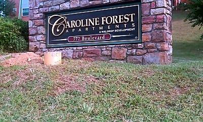 Carolina Forest Apartments, 1