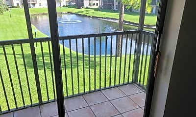 Patio / Deck, 21909 Lake Forest Cir 202, 2