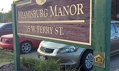 Miamisburg Manor, 1