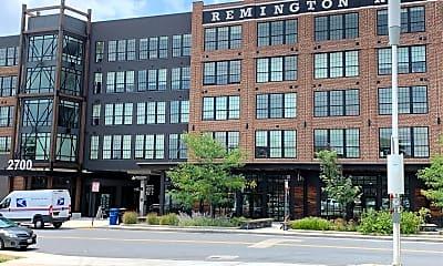 Remington Row, 1
